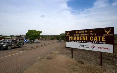 Phabeni Gate, Kruger Park