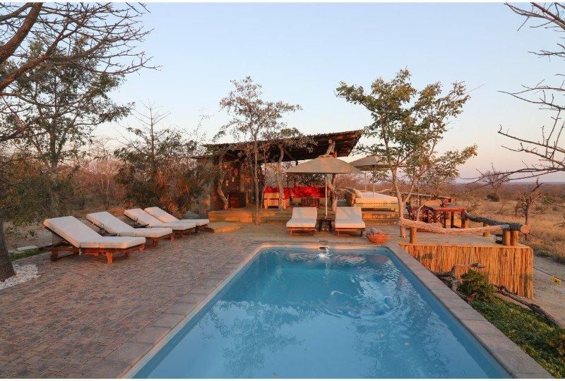Baobab Ridge pool