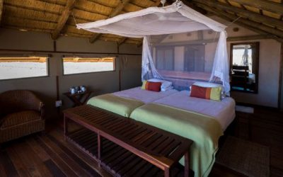Kulala Desert Lodge room