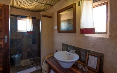 Kulala Desert Lodge bathroom