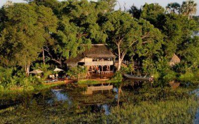 Jacana Camp Okavango Delta