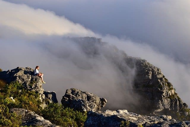 Gorgeous View From Table Mountain