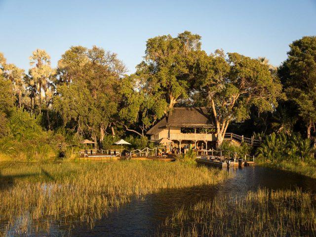 Jacana Camp, Wilderness Safaris