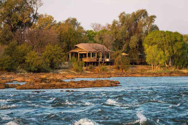Toka Leya On The Zambezi River