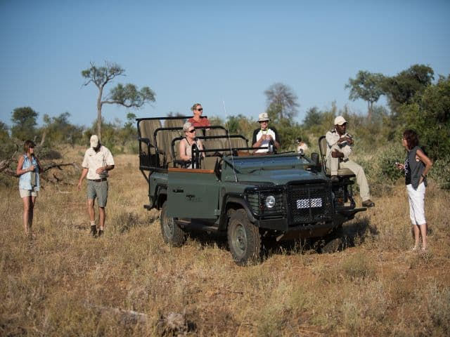 A Family Game Drive At One Of Moriti's Kruger National Park Lodges