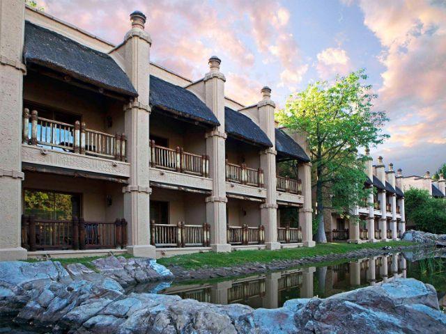 The Kingdom Hotel, Victoria Falls