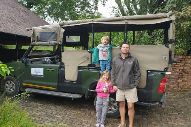 Family Safari In Kruger National Park With Moriti Safaris
