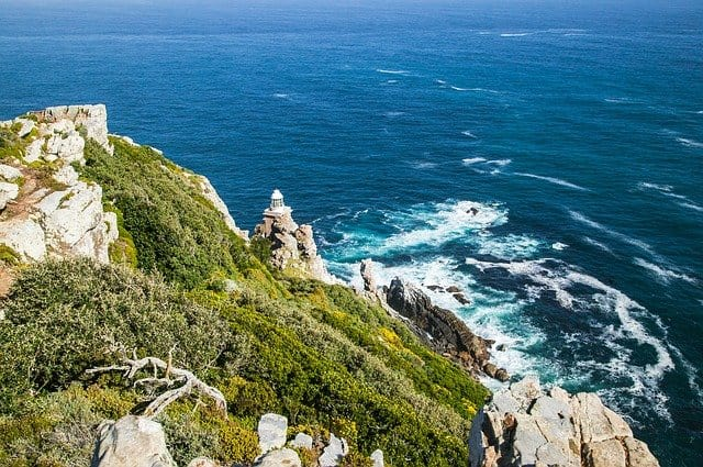 Cape Point Lighthouse On A Cape Town To Kruger National Park Safari