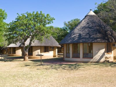 Skukuza Rest Camp bungalows