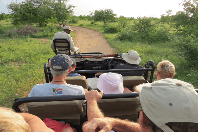 A 4 Day Kruger Safari With Moriti Safaris